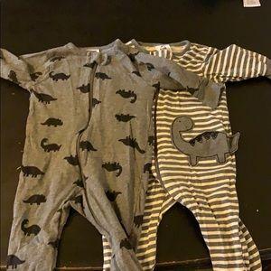 Baby footsie pajamas
